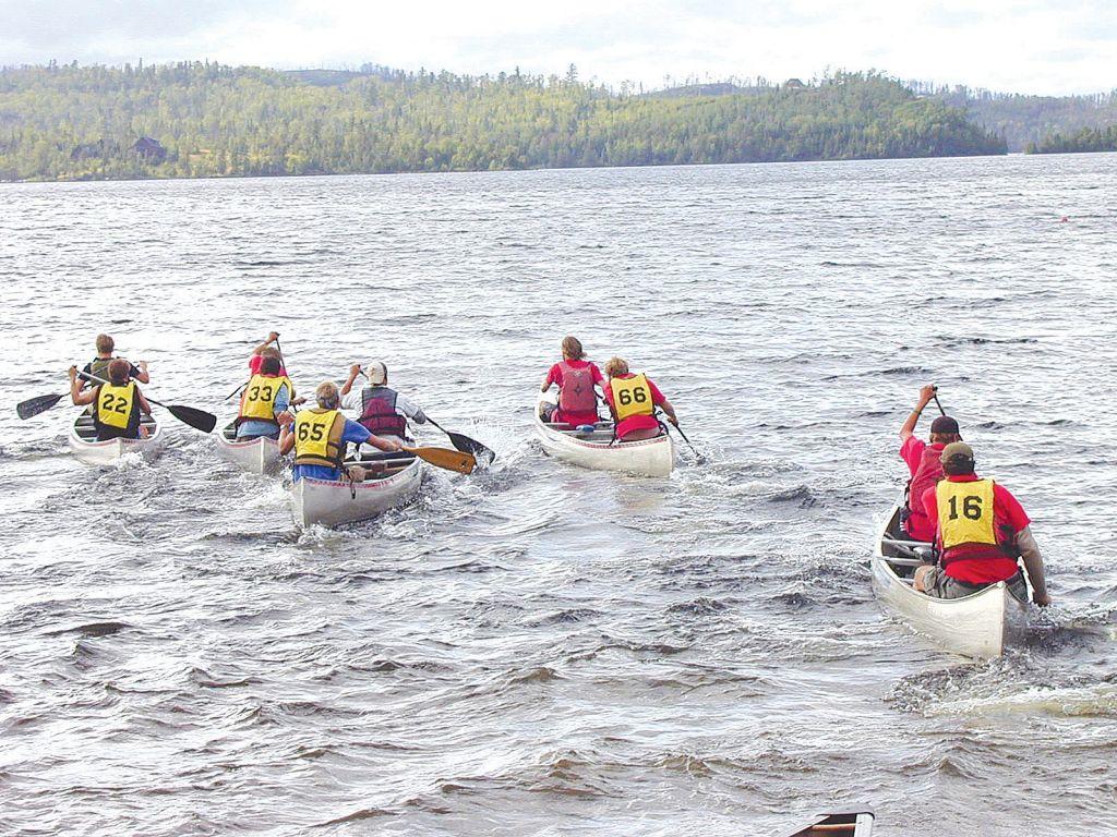 Gunflint Canoe Racing! | Cook County News Herald