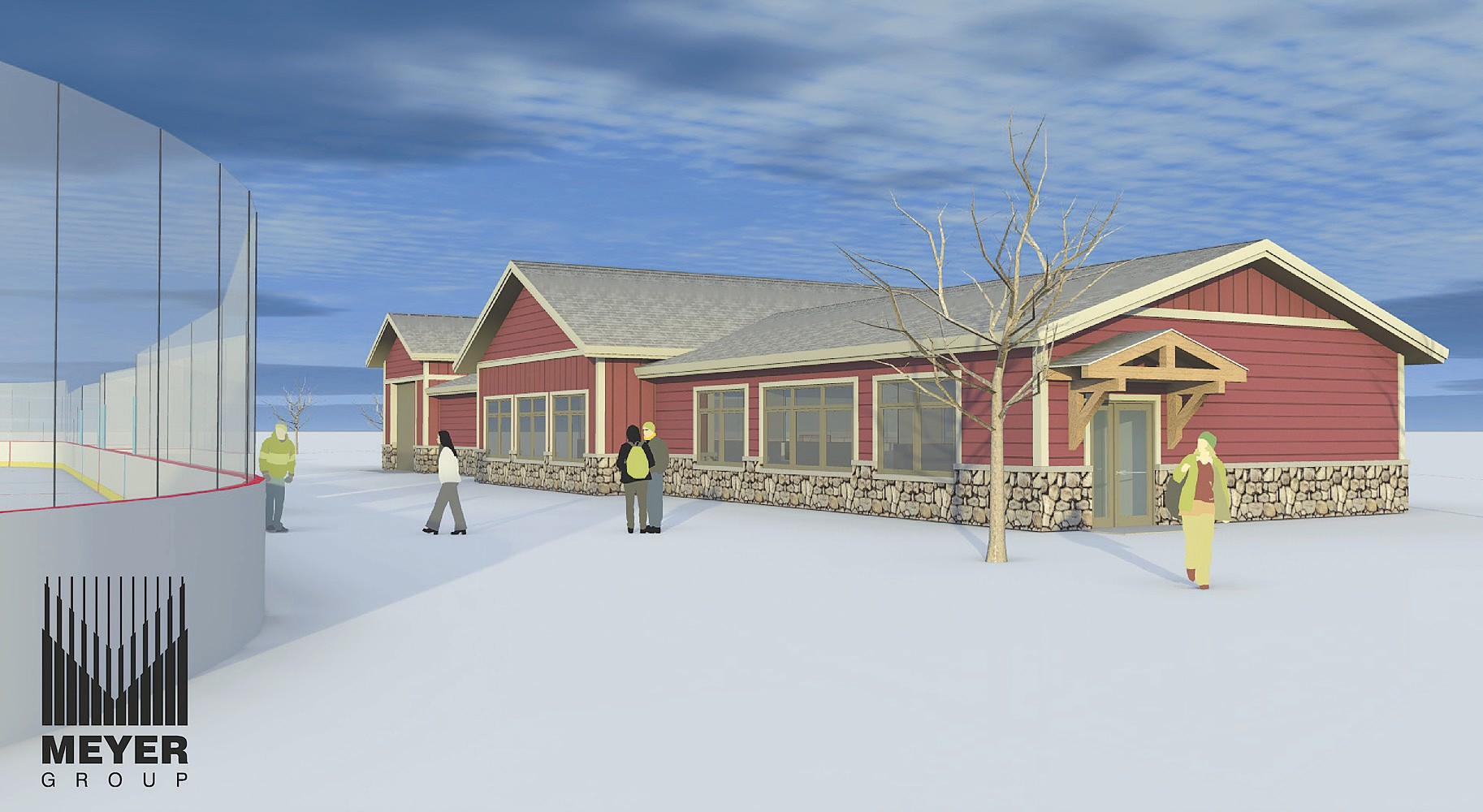 Hockey advocates propose $700,000 warming house | Cook ... on nicest ice house, igloo ice house, texans ice house, ice house construction, ice house history, ice house plans, 19th century ice house, old ice house, ice house trailers, ice house roof design, ice water house,