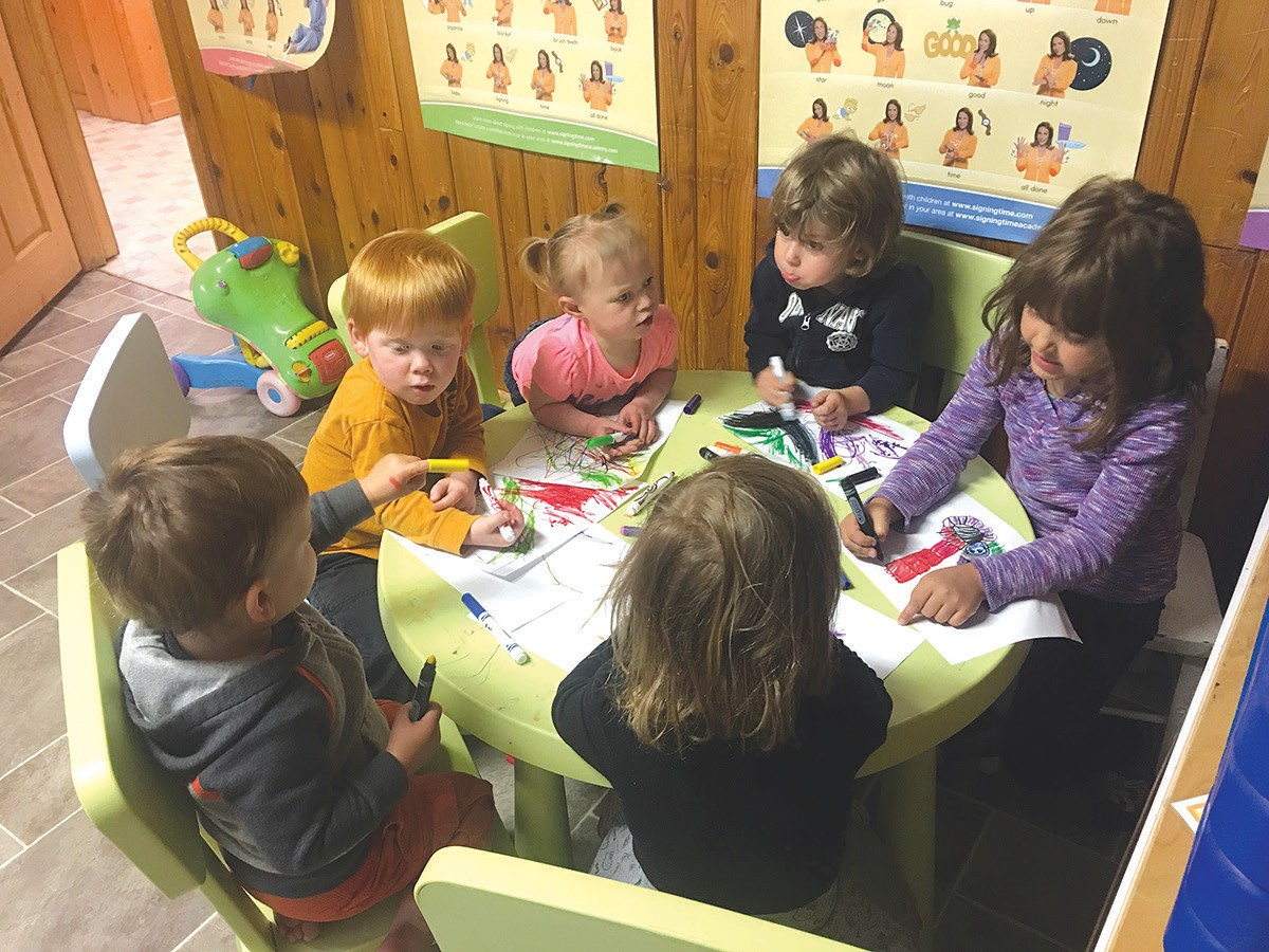 Local daycares earn prestigious Ratings | Cook County News Herald